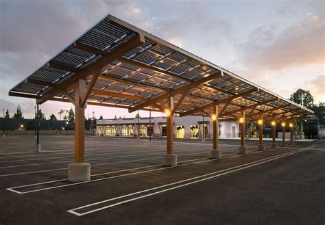 solar awnings pv canopy santa barbar airport renewable energy pinterest solar canopies and