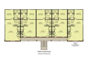 4 unit apartment building plans multi unit floor plans friv5games com