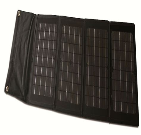 nature power 40 watt folding monocrystalline solar panel