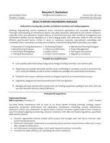 Career Objective For Production Engineer Job Resume Sample Engineering Project Manager Resume