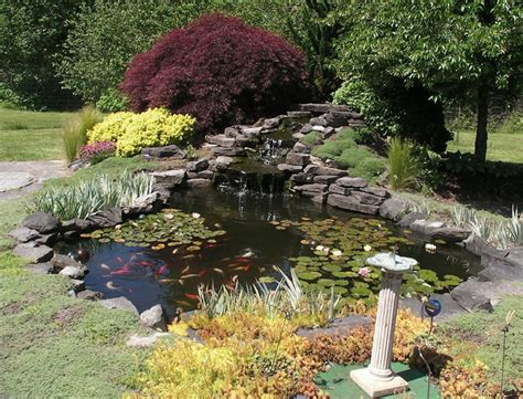 backyard ponds with waterfalls 53 backyard garden waterfalls pictures of designs