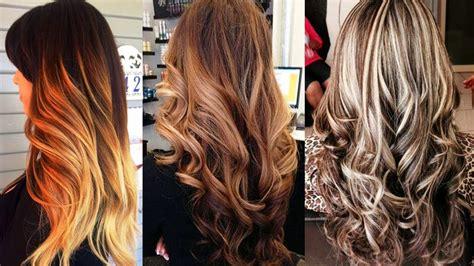 cortes de pelo modernos para mujer cortes de cabello para mujer largo medio 2018 2019