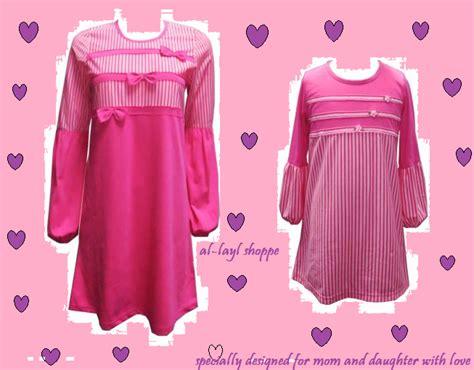 T Shirt Anak Ombak Xs layla islamic fashion t shirt muslimah zariya koleksi hari raya ibu dan anak sedondon