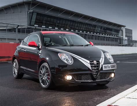Alfa Romeo Verde by 2013 Alfa Romeo Mito Quadrifoglio Verde Sbk Limited Edition