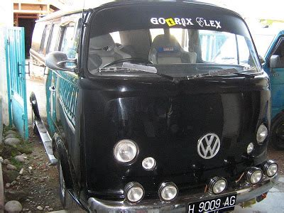mobil ragatan volkswagen combi th 1981 the antiques and a