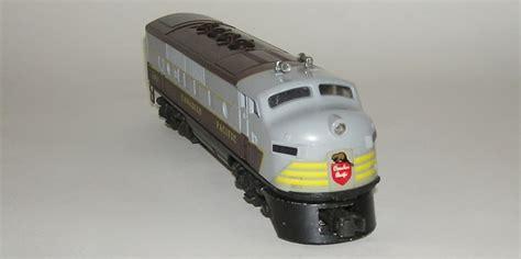Diezel Dz7312 Grade Aa collectors grade lionel 2373 canadian pacific f 3 diesel aa engines dakotapaul