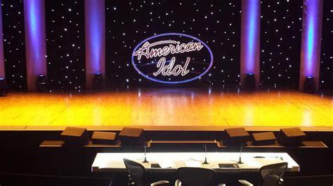 Dominate Stage At American Idol by American Idol 14 Spoilers Week Stage Photo