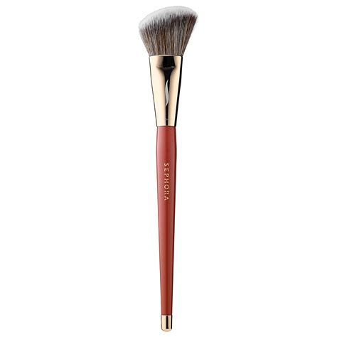 Spesial Kleancolor Angled Blush Brush sephora pantone 2015 color of the year collection marsala swatch and review
