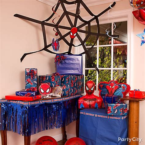 How To Make Decorations For Your Room Out Of Paper - spider streamer web diy vbs decorations