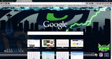 themes for google chrome 2013 seahawks 2013 google chrome theme by pyrodark on deviantart