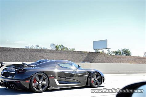 koenigsegg california koenigsegg agera r spotted in newport beach california on