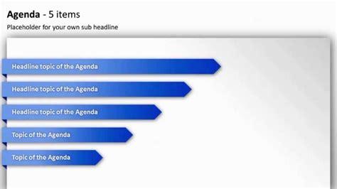 tutorial powerpoint english powerpoint agenda toolbox english version youtube