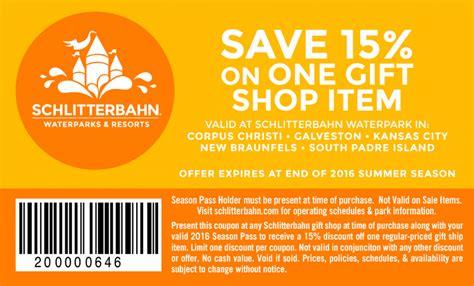 schlitterbahn coupons  discount