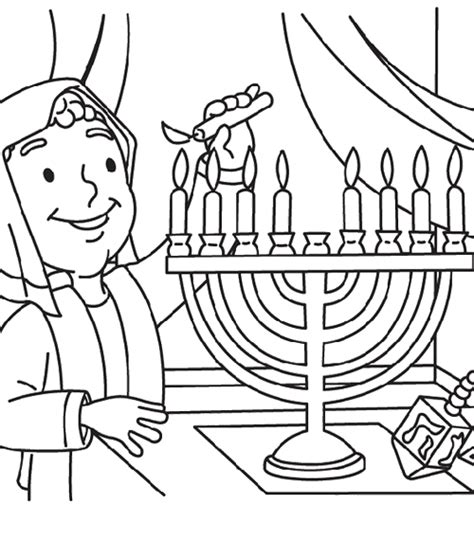 coloring pages for hanukkah free coloring pages of hanukkah printable