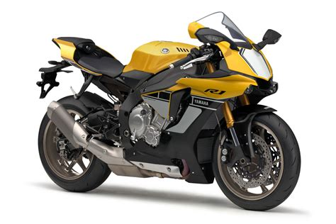 yellow motorcycle bike 2016 yamaha yzf r1 and yzf r1m cycleonline com au