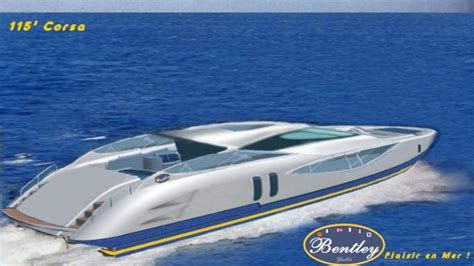 bentley yachts corsa by f rodrigues