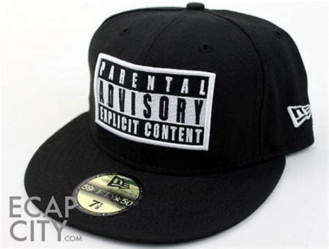 Parental Advisory Buckethat pin by noel vergara on sick fitted hats
