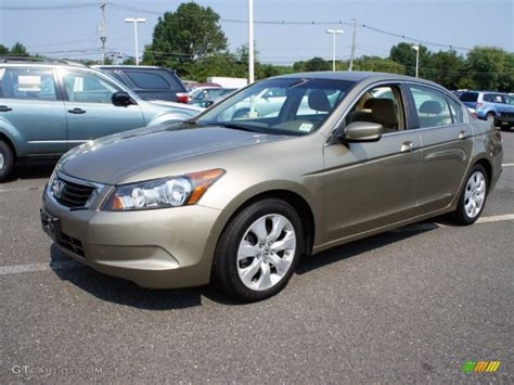 2009 bold beige metallic honda accord ex sedan 61113598 gtcarlot car color galleries