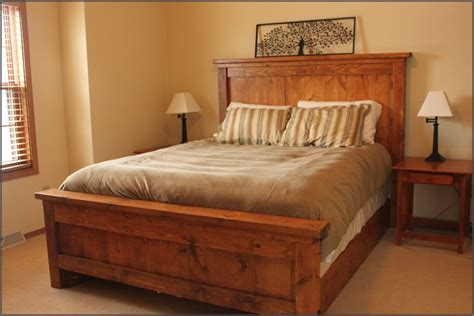 king headboard on queen bed rustic queen size bed frame with tall dark walnut