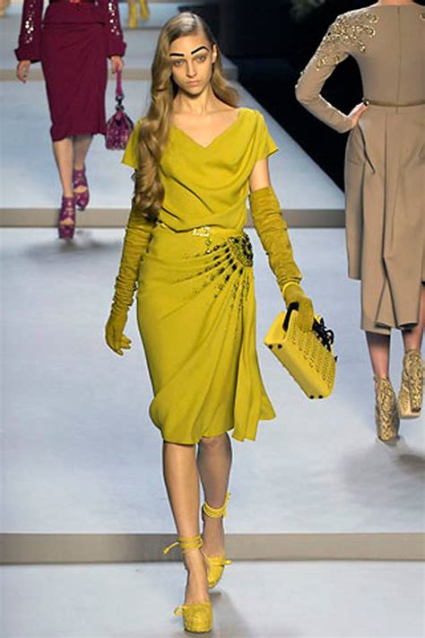 Misel Collection Ikat Pingga Fashion Belt Leopard galliano for christian 2007 f w chartreuse runway dress at 1stdibs