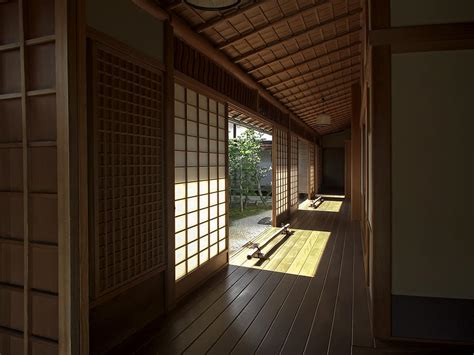 Interior Design App Online daitoku ji zen temple veranda kyoto japan photograph by