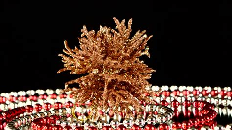 red coral decor stock images image 4448644 unusual shiny coral toy for christmas tree for decoration