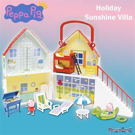 Peppa Pig Beautiful Villa peppa pig villa