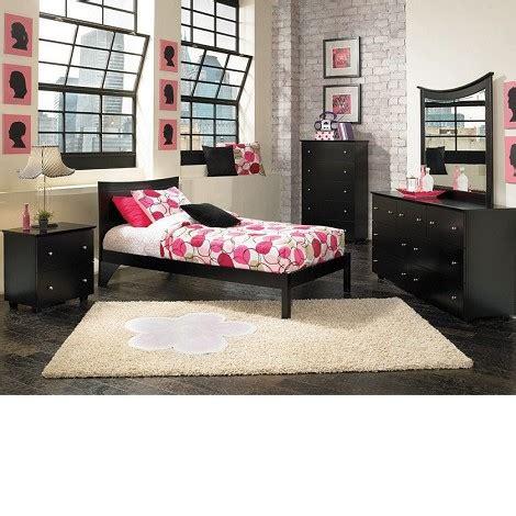 dreamfurniture com metro bedroom set espresso