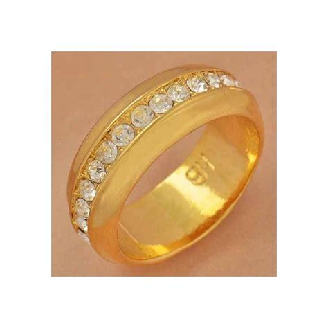 Cincin Lapis Emas Permata Perhiasan Imitasi Yaxiya Jewelry 264 cincin murah berkualitas yellow gold filled 9k ring 10 usa