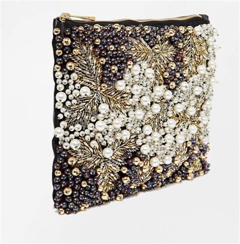 Embellished Clutch embellished clutch bag leather travel bags