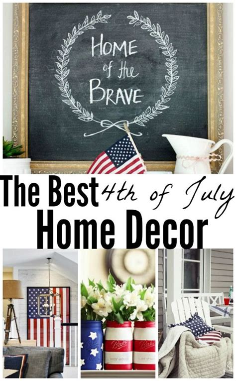 4th of july home decor 17 best images about stars stripes on pinterest