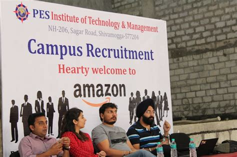 Pes Mba Placements by Ise Pes Institute Of Technology And Management