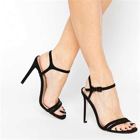 2016 Summer Newest Women Sandals High Heels Open Toe Ankle
