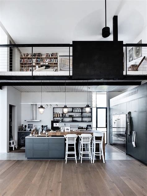 loft kitchen ideas 20 loft kitchen design ideas decoholic