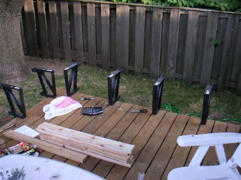bench brackets for deck deck bench bracket 187 design and ideas