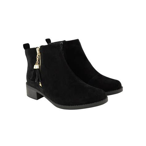 Sepatu Flat R 25 Suede suede flat ankle boots www pixshark images