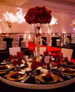 themed table decorations for weddings wedding decoration ideas match your overall theme