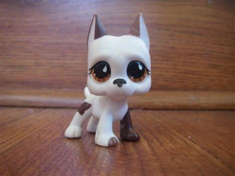 puppies on ebay lps great dane littlest pet shop ebay