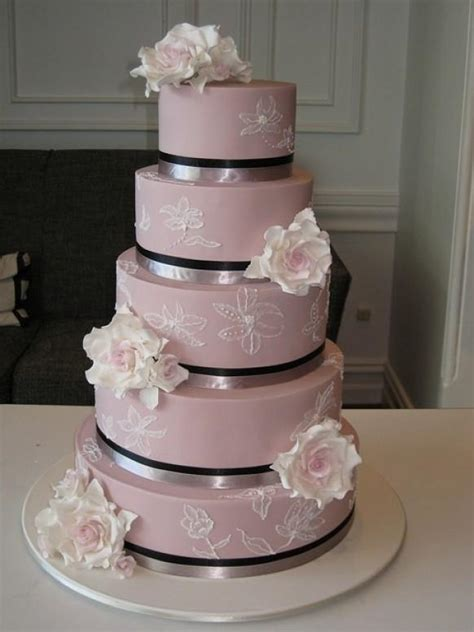New Blush Pastel Dor chic fondant wedding cakes hochzeitstorte design 797272