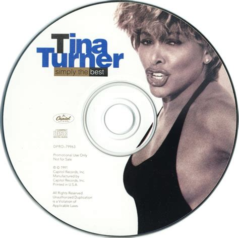 tina turner simply the best all hail tina turner