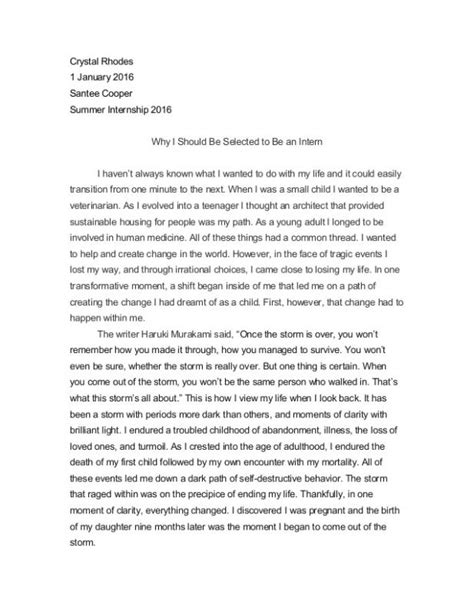 writing a good scholarship essay cover letter how write examples