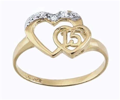 cadenas de oro mujer precios chile anillos de xv a 241 os de oro anillos pinterest