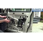 Replace 2001 2005 Ford Explorer Front Power Window Regulator How To