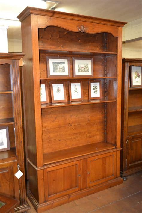 catalogo scaffali in legno scaffale in legno di ciliegio antico livio bernardi