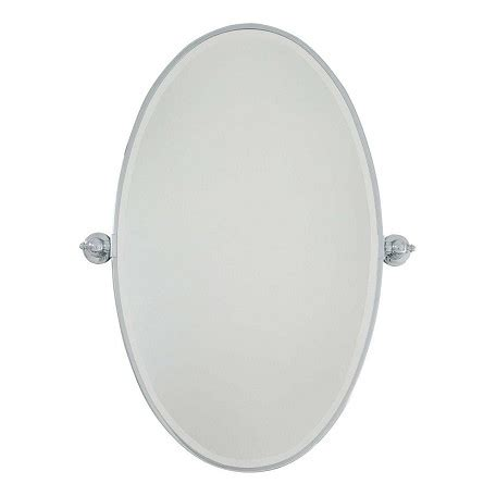 oval pivot bathroom mirror minka lavery chrome extra large oval pivoting bathroom mirror chrome 1432 77 from pivot mirrors