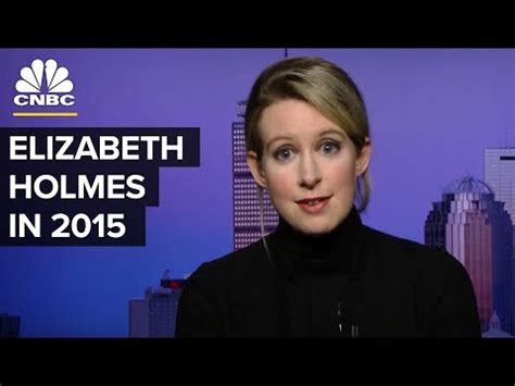 theranos ceo elizabeth holmes: firing back at doubters