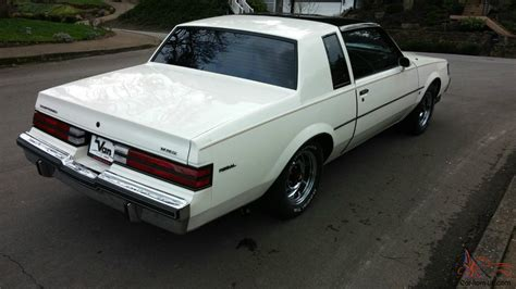 top regal 1987 buick regal t type turbo with t tops rarer than a
