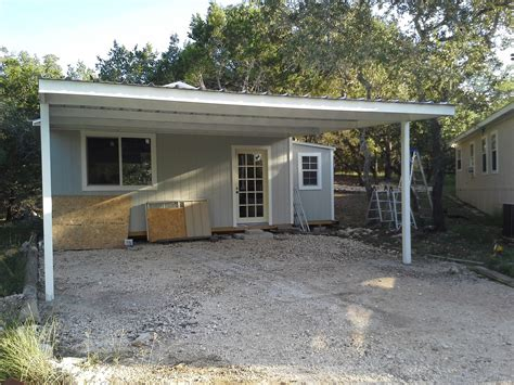 attached carport pictures cotulla attached custom all steel carport carport patio covers awnings san antonio