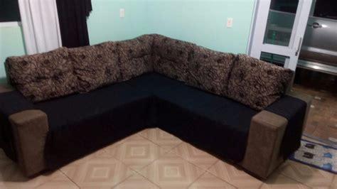 protetor de sofa de canto em l mas 9 capas de almofadas