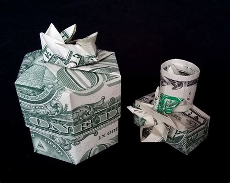 Dollar Bill Origami Box - 1000 images about money origami on